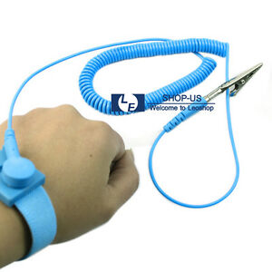 Image Is Loading New Anti Static Esd Adjule Strap Antistatic Grounding