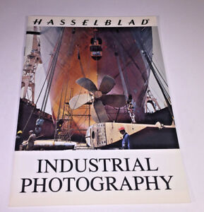 Hasselblad-A5-booklet-guide-to-Industrial-Photography-1979-rare