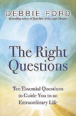 The Right Questions von Debbie Ford (2004, Taschenbuch)