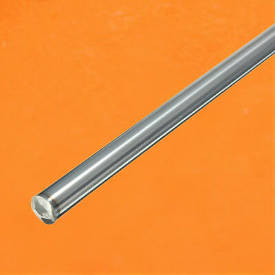 OD 8mm x 500mm Cylinder Liner Rail Linear Optical Axis Chrome Shaft Resistance