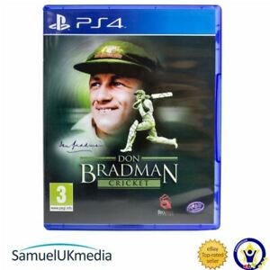 Don-Bradman-Cricket-PS4-GREAT-CONDITION