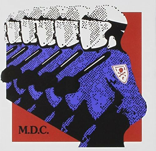 MDC - Millions of Dead Cops-Millennium Edition [New CD]