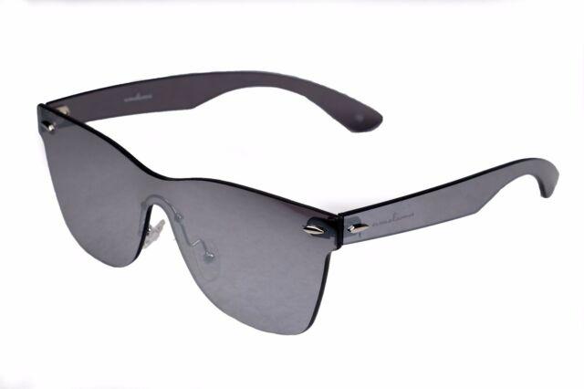 30655d6d31 Amoloma Frameless Rimless Sunglasses Wayfarer Unisex Silver for sale ...