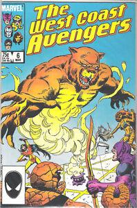 WEST COAST AVENGERS #2 NM First Print 2018 Marvel Comic Book Tigra Gwenpool