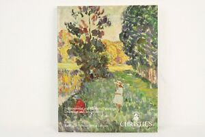 Auktionskatalog-Christie-039-s-London-Impressionist-and-Modern-Paintings-20-02-1990