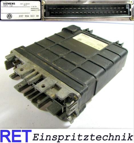 Motorsteuergerät SIEMENS 5WP4132 VW Passat 2,0 037906022GB original