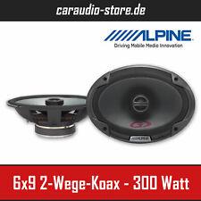 "Alpine SPG-69C3 6x9/"" 3-Wege Triaxial-System 16cm x 24cm 350 Watt Max Peak Power"