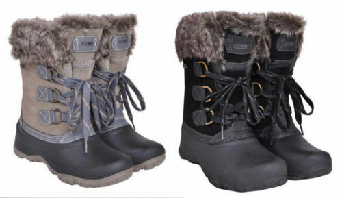 New Khombu Slope Women's Waterproof Winter Boots Nice!! PICK SIZE