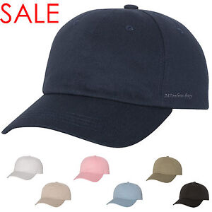 874d09d92f8 Image is loading Yupoong-Mens-Unstructured-Classic-Dads-Cap-Cotton-Hat-
