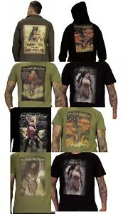 Wholesale Clothing, Entire Zombie Themed Mens Clothing Line 166 Pieces