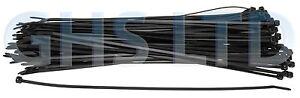 100 Pièces Câble Attache / Sangle 100mm 200mm 300mm 430mm Choisissez Prix De Vente Directe D'Usine