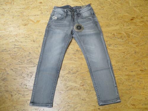 Damenjeans -Camilla 53762 Blue Monkey Capri Skinny  Jeans
