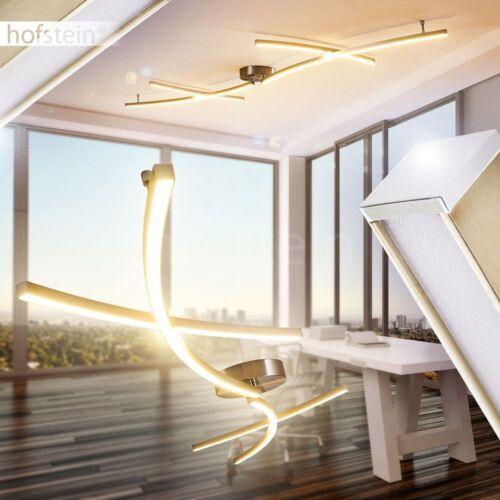 dimmbare Decken Lampen LED Design Büro Flur Wohn Schlaf Zimmer Küchen Leuchten