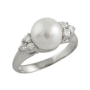 Fancy-Sterling-Silver-ring-with-freshwater-pearl-and-CZ-RS-45