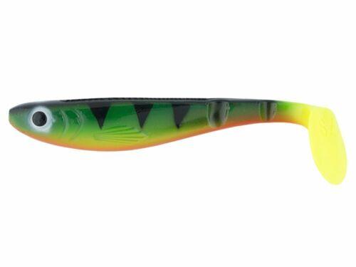 Abu Garcia Svartzonker McPerch Shad 7.5cm 3.7g 8pcs Soft bait COLORS NEW 2020