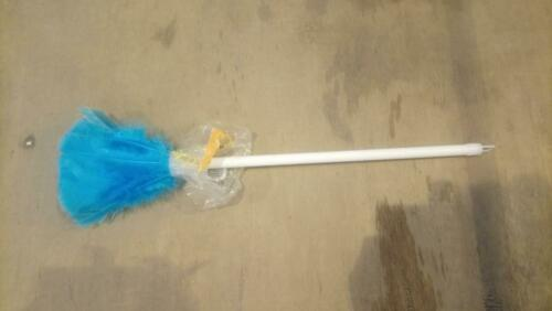 Feather Duster Standard Clearance Plastic Small Handheld Cleaning Cobwebs Dust