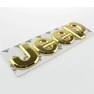 GOLDEN-CHROME-JEEP-EMBLEM-BADGE-STICKER-DECAL-FOR-JEEP-GRAND-CHEROKEE-WRANGLER