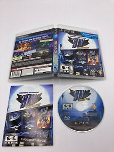 Sony-PlayStation-3-PS3-Tested-Complete-CIB-The-Sly-Collection-Ships-Fast