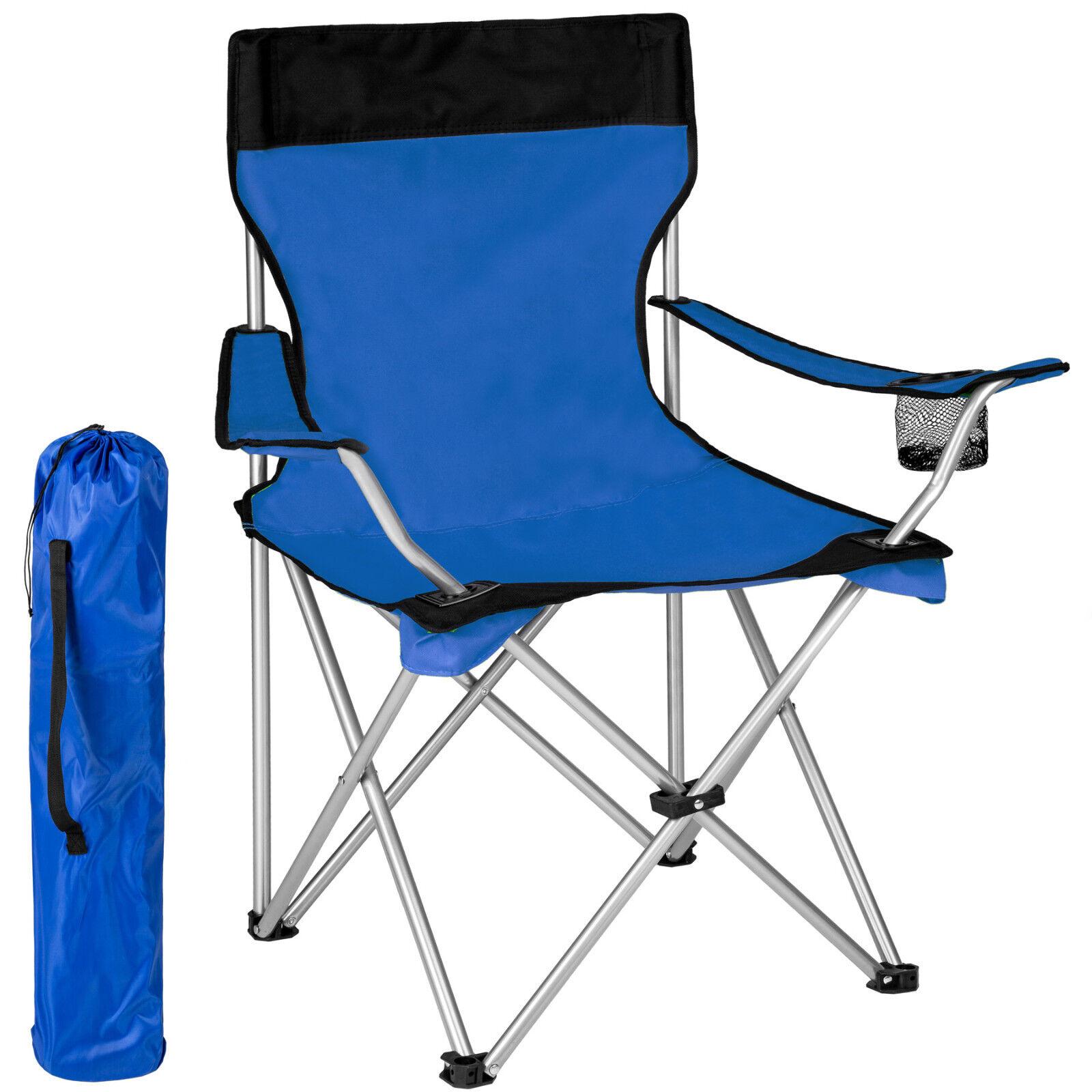Chaise De Camping Avec Housse Fauteuil De Camping Plage