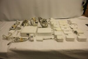 JOB-LOT-21-X-MIX-APPLE-SPINA-ADATTATORE-interruttore-di-alimentazione-caricabatterie-di-ricambio-e