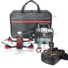 Eachine VR D2 Goggles+Falcon 250 FPV Quadcopter Kit w/ FlySky i6 5.8G HD Cam RTF