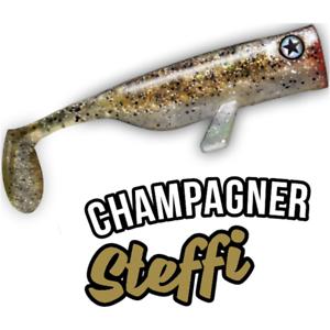 Drunk Bait by LMAB 8cm 80mm Champagner Steffi 090052 Barsch Hecht Zander