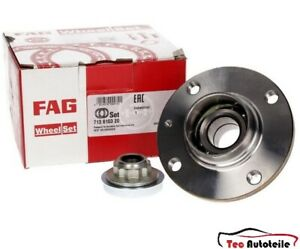 FAG-Radlagersatz-hinten-ABS-SEAT-Cordoba-Ibiza-II-VW-Lupo-6X-Polo-6N-variant