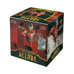 2019-20-Upper-Deck-Allure-Hockey-Hobby-Box