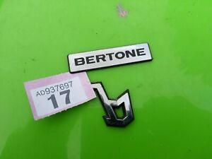 Bertone-Badge