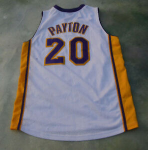 74630b945 Vintage Nike NBA Los Angeles Lakers Gary Payton  20 Jersey Size ...
