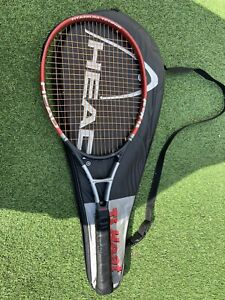 Cabeza Ti calor Raqueta De Tenis