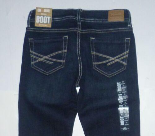 Womens AEROPOSTALE Chelsea Bootcut Core Dark Wash Jeans  NWT #0615