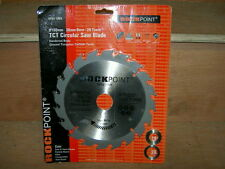 ROCKPOINT 190MM SAW BLADE 20 TOOTH BRAND NEW UNUSED INC VAT