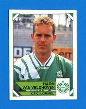 FOOTBALL 95 BELGIO Panini -Figurina-Sticker n. 227 - VAN VELDHOVEN - LOMMEL -New