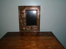 A Superb  Art Nouveau Copper Picture Frame.