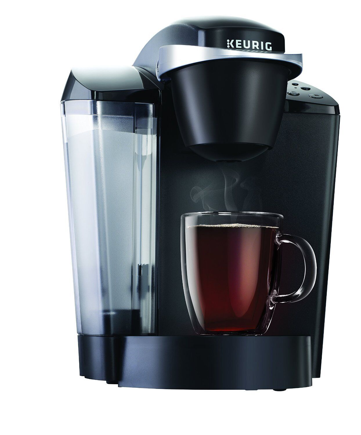 Simple Keurig K55 Serve Gourmet Café Thé CACAO Maker K-Cup Pod One-Touch Brew