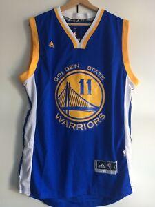 reputable site 48c0f c58ff Details about NBA vest basketball Jersey Klay Thompson Golden stay Warriors  Jersey S/M/L/XL- show original title