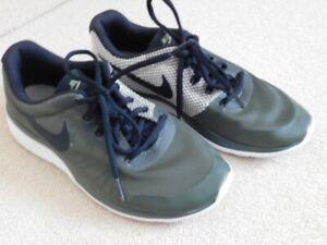 Details zu Nike Schuhe Sportschuhe Sport Gr.37 grün grau sehr guter Zustand