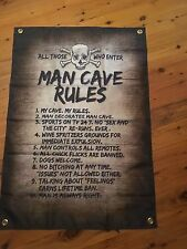 Ampolpetrol advertising-banner sign mancave flag poster print man cave idea gift