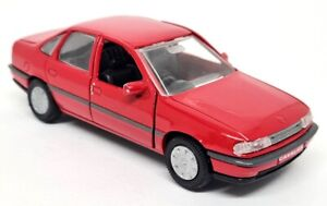 Gama 1/43 - Vauxhall Cavalier MK3 Red Diecast Scale Model Car Unboxed - 1161