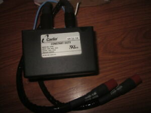 Electronic-Ignitor-HVAC-Oil-Burner-Igniter-Carlin-41000-With-LEADS-NEW