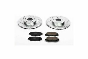Disc-Brake-Pad-and-Rotor-Kit-Front-POWER-STOP-K1043