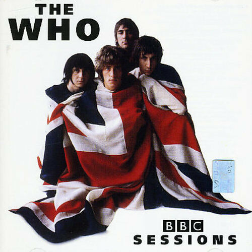 1 of 1 - THE WHO - THE BBC SESSIONS [BONUS TRACK] NEW CD