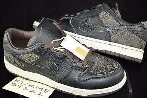 brand new 9fff0 c9d8d Image is loading 2003-NIKE-DUNK-LOW-LASER-PACK-MICHAEL-DESMOND-