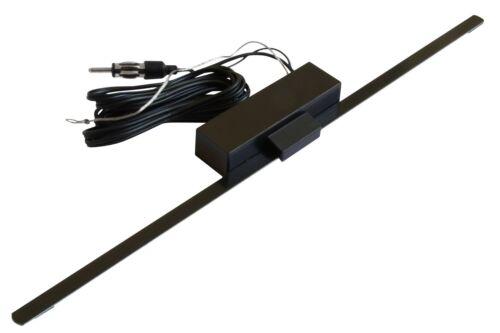 Autoradio AUTO antenna radio FM dischi interni Antenna Antenna Adesivo Nuovo
