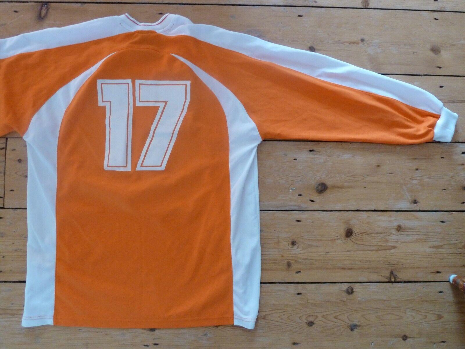 Stranraer Maglia da Calcio fuori Casa L S    17 Player Issue 2001 | Vinci molto apprezzato  | Conosciuto per la sua buona qualità  74174f