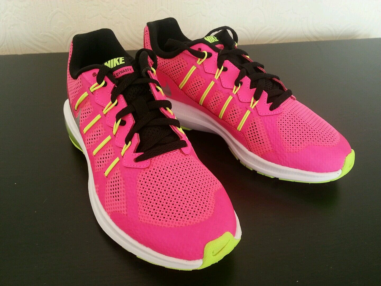 Brand NEU WOMEN'S Schuhe SNEAKERS NIKE AIR MAX DYNASTY Größe 4.5 Uk, 37.5 Eur