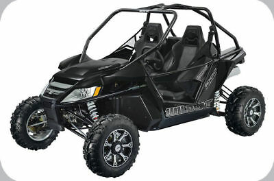 NEW OEM  ARCTIC CAT WILDCAT 1000 RIGHT SIDE LOWER FRONT PANEL