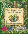 The Rainforest Grew All Around by Susan K Mitchell (Hardback, 2007)