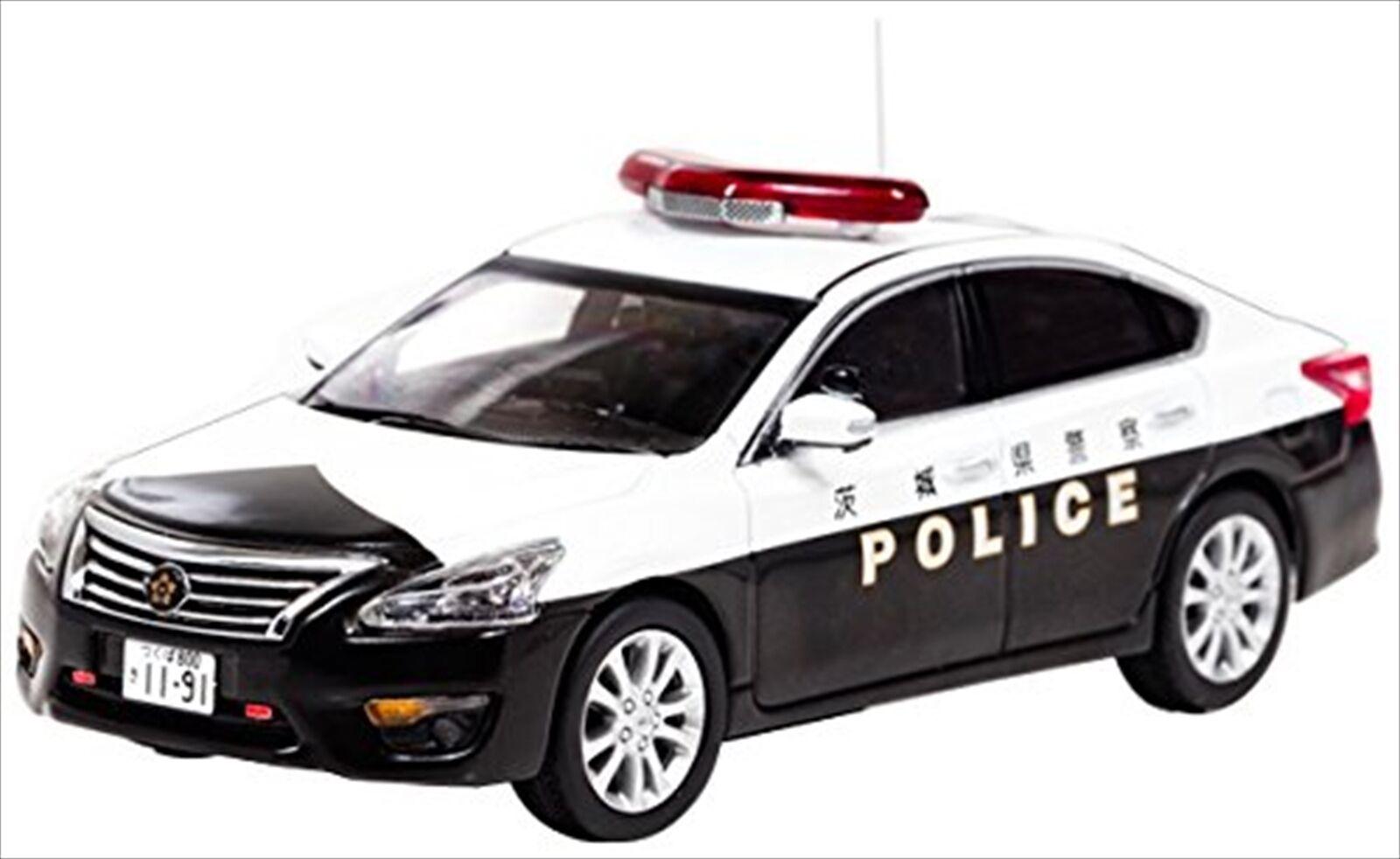 RAI'S 1 43 43 43 Nissan Teana (L33) 2016 Police Car Diecast Model H7431606 bfe86a